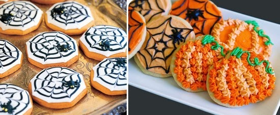 Biscotti glassati Halloween  fcc22bb4b18b