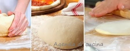 Base per pizza fatta in casa come in pizzeria