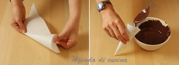 Come realizzare un cono di carta per decorare