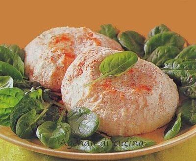 Ricottine agli spinaci
