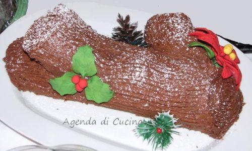 Cotto E Mangiato Tronchetto Di Natale.Tronchetto Dolce Di Natale Agenda Di Cucina