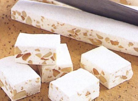 Ricetta Torrone bianco