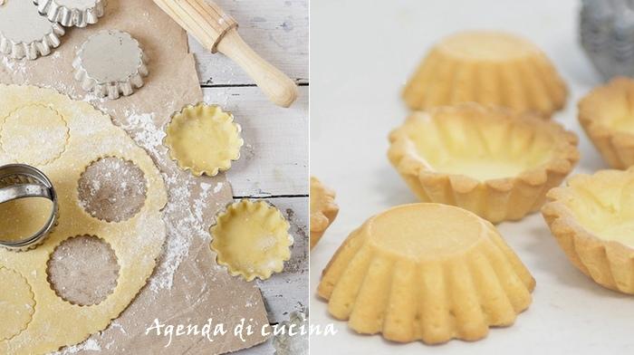Ricetta base pasta frolla