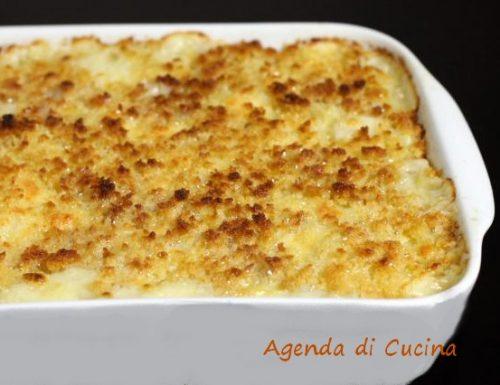 Prosciutto cotto al forno con pomodori e mozzarella