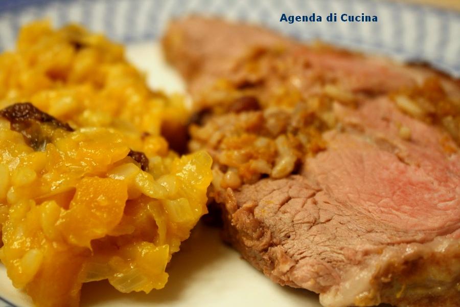 arrosto-di-vitello-con-salsiccia-e-zucca