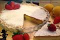 Crostata frangipane al limone