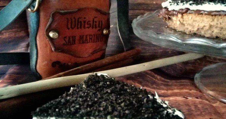torta alla crema di whisky