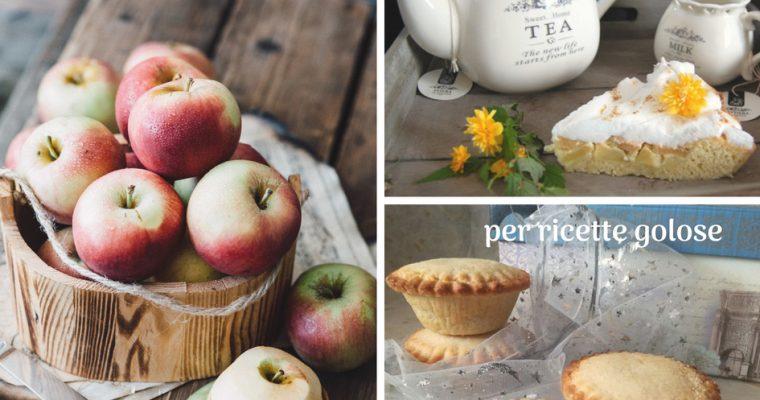 Una mela al giorno….per tante golose ricette