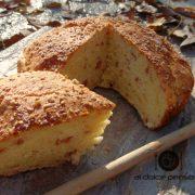 cake salata ricotta e speck