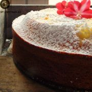 torta semplice alla ricotta