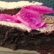 torta tutta cioccolato