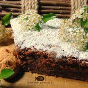 torta amaretti e marsala
