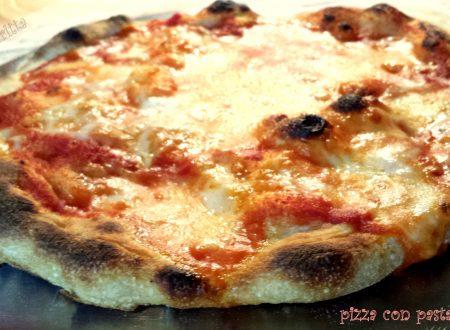 pizza a casa come in pizzeria