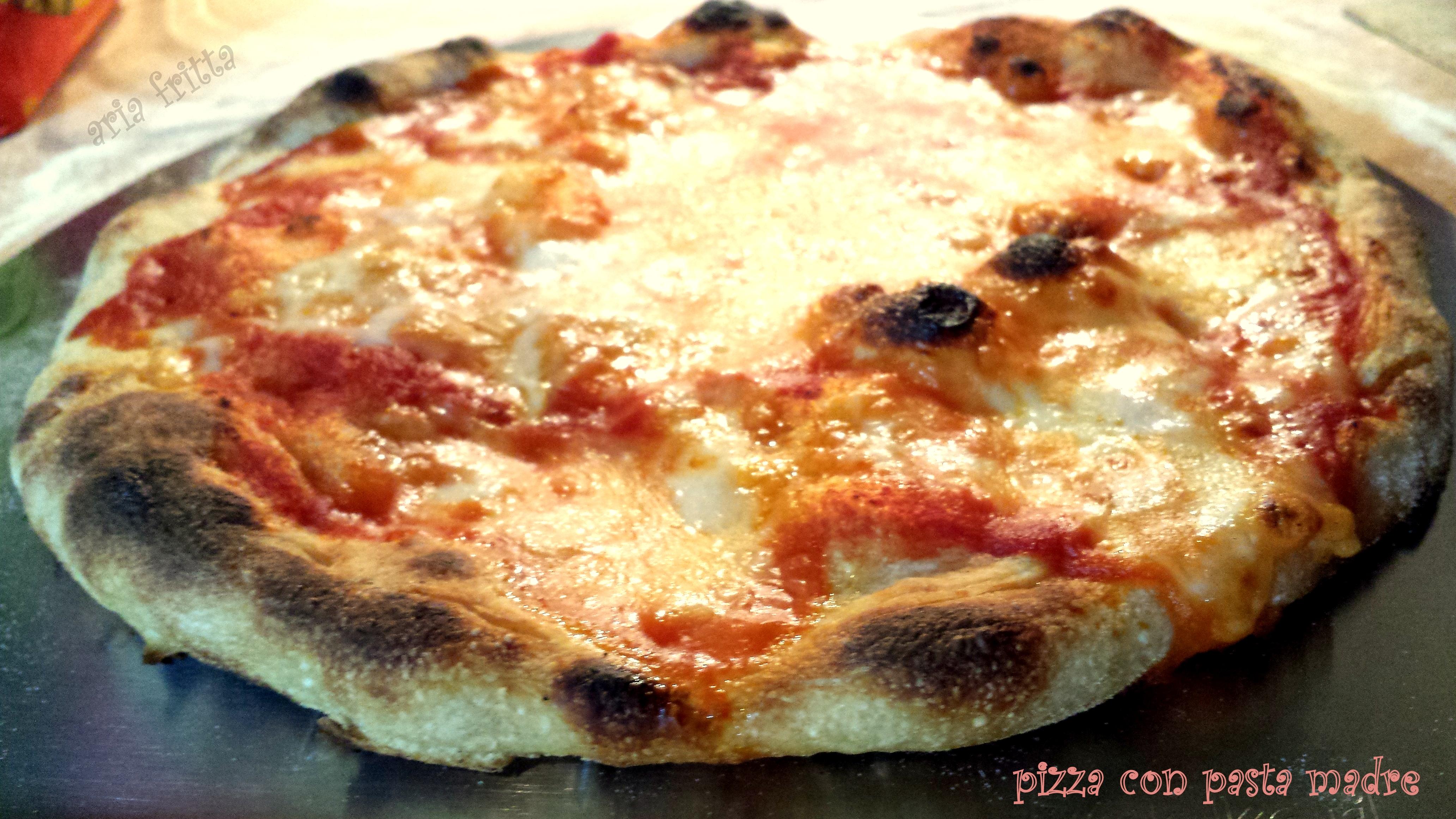 Pizza a casa come in pizzeria aria fritta for Pizza in casa