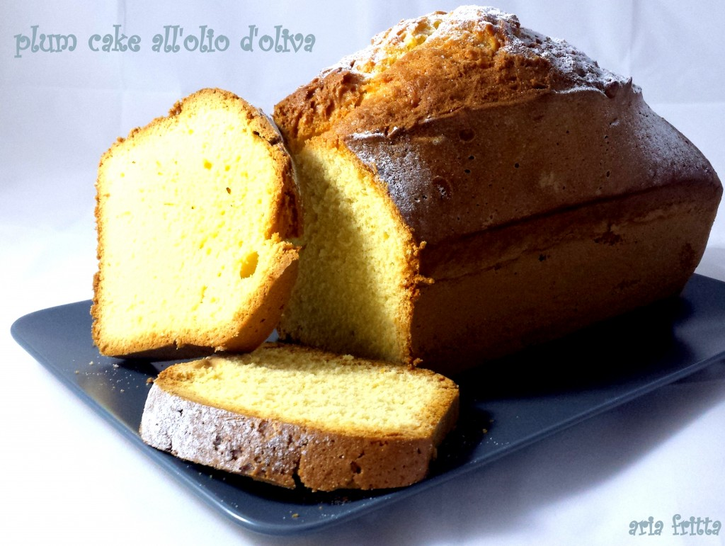 plum cake all'olio d'oliva 2