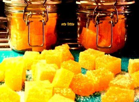 gelatine all'arancia home made