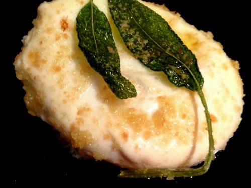 uovo in doppia cottura