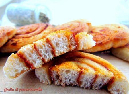 girelle di pan mozzarella