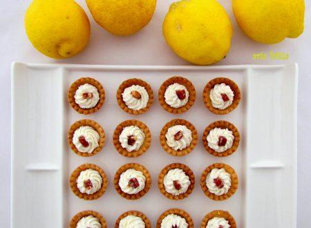 rustici al profumo di limone