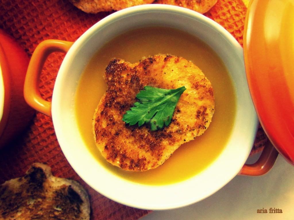pumpkin and potato soup 1
