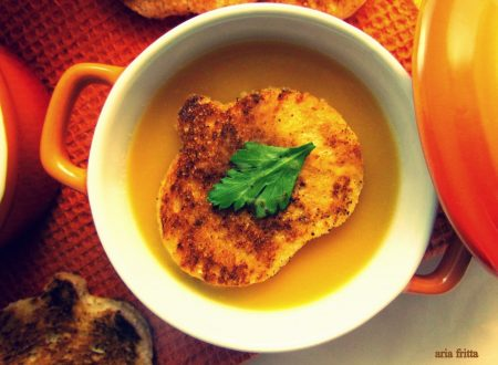pumpkin and potato soup