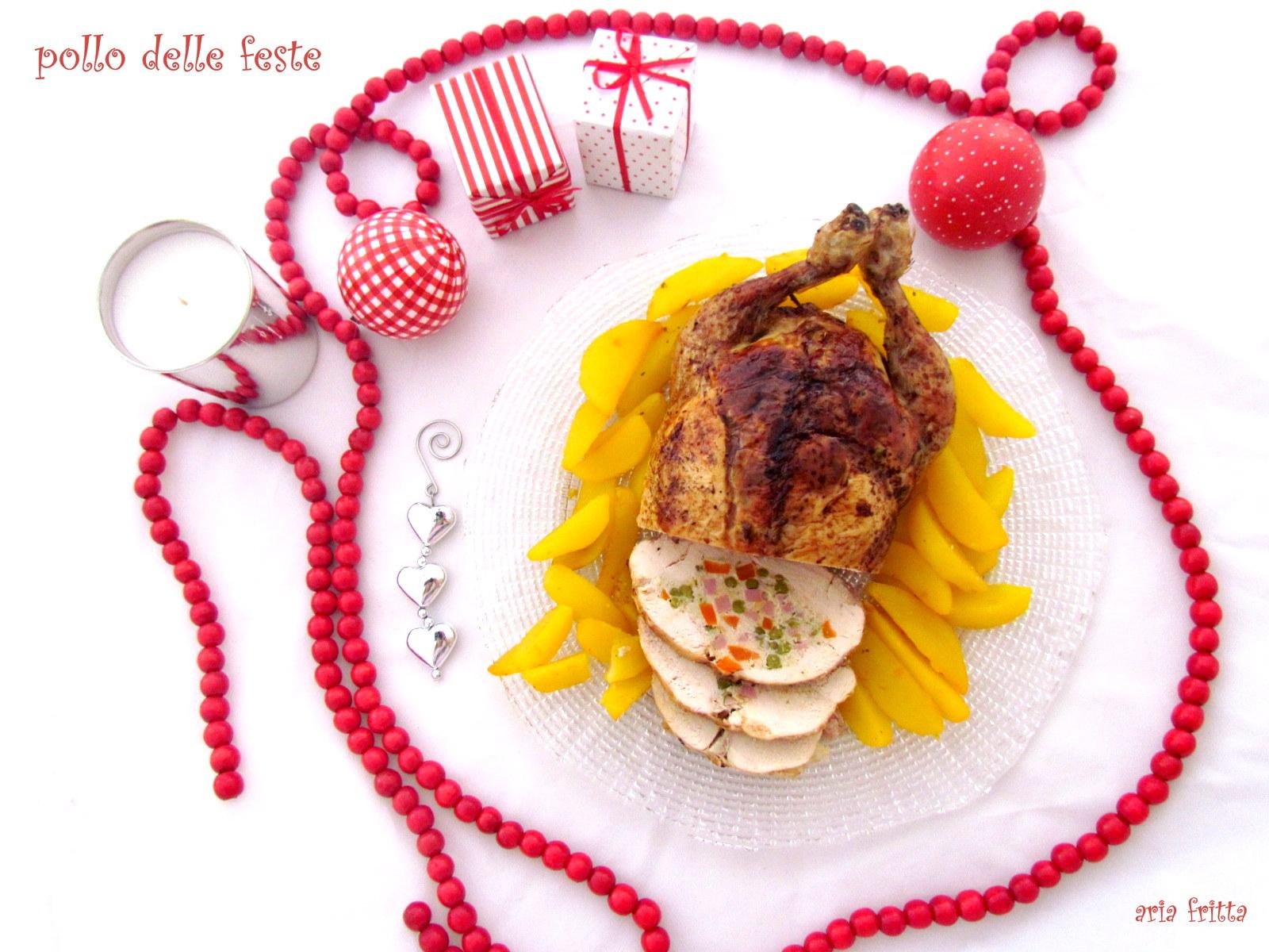 pollo delle feste