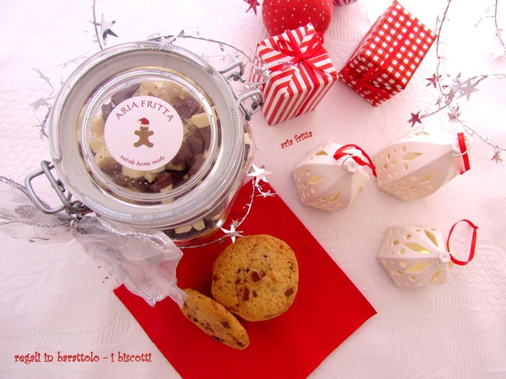 regali in barattolo - i biscotti