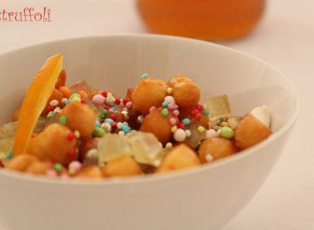 struffoli – classica ricetta napoletana