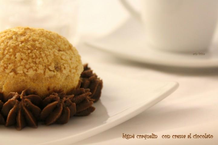 bignè craquelin con crema al cioccolato-001