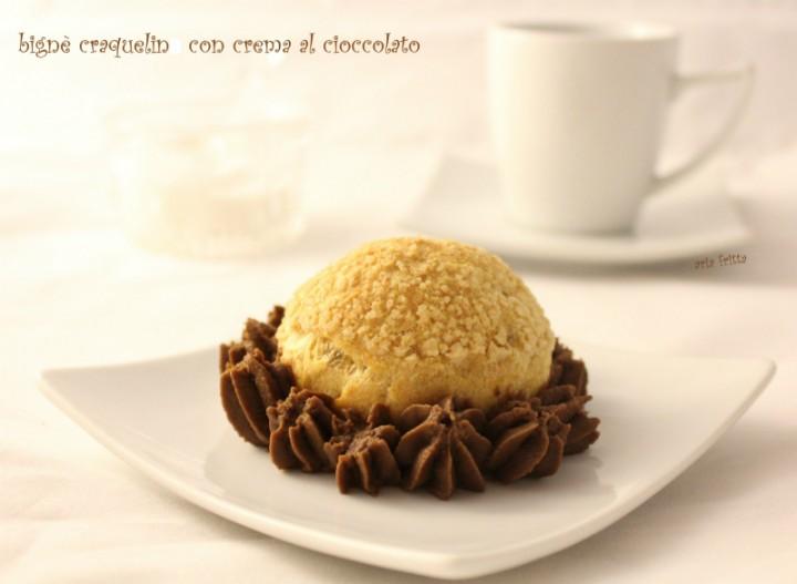 bignè craquelin con crema al cioccolato-002