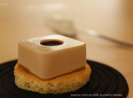Panna cotta al caffè di Loretta Fanella