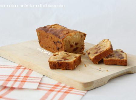 cake alla confettura di albicocca di Francesco Boccia