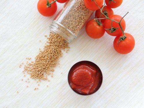 ketchup home made – più gusto senza grassi