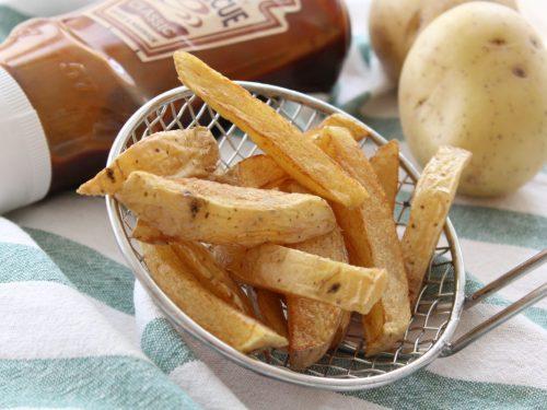 patate fritte – come eliminare il 30% di grassi