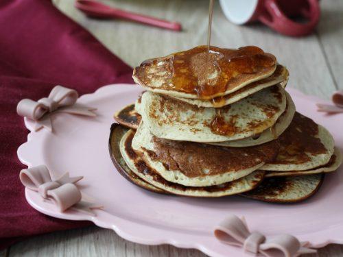 banana pancake – senza grassi e senza zuccheri aggiunti