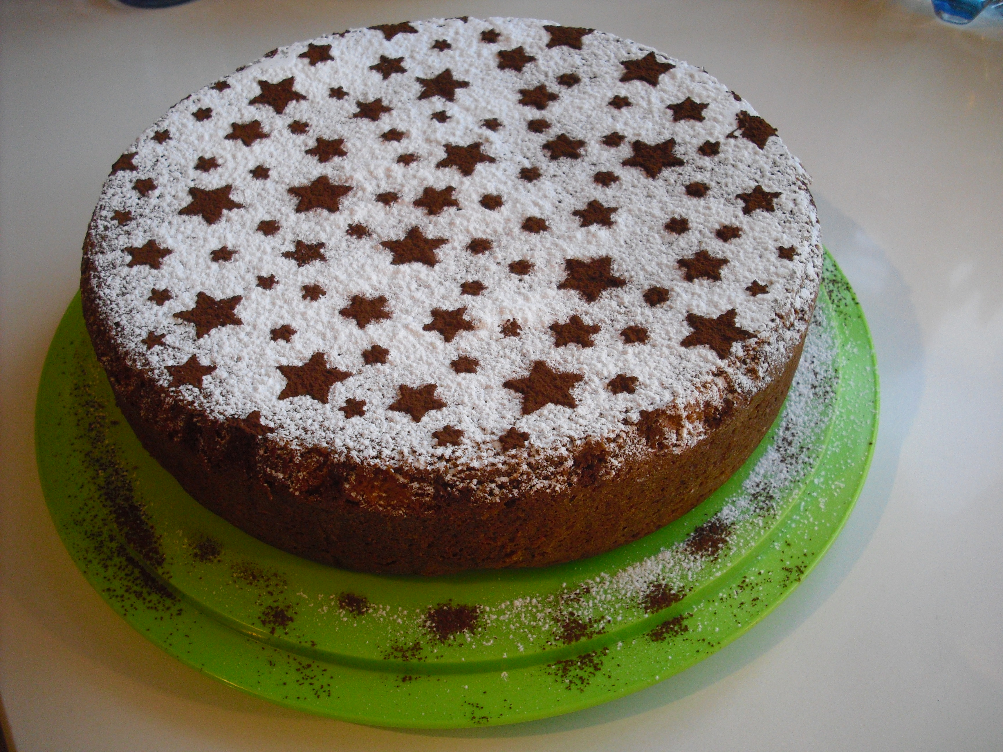 Torta al cioccolato bianco, soffice soffice!