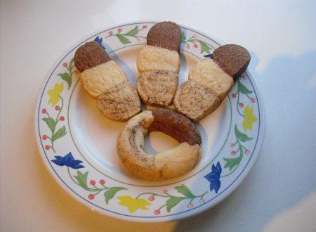 Biscotti all'olio, friabili e buonissimi!