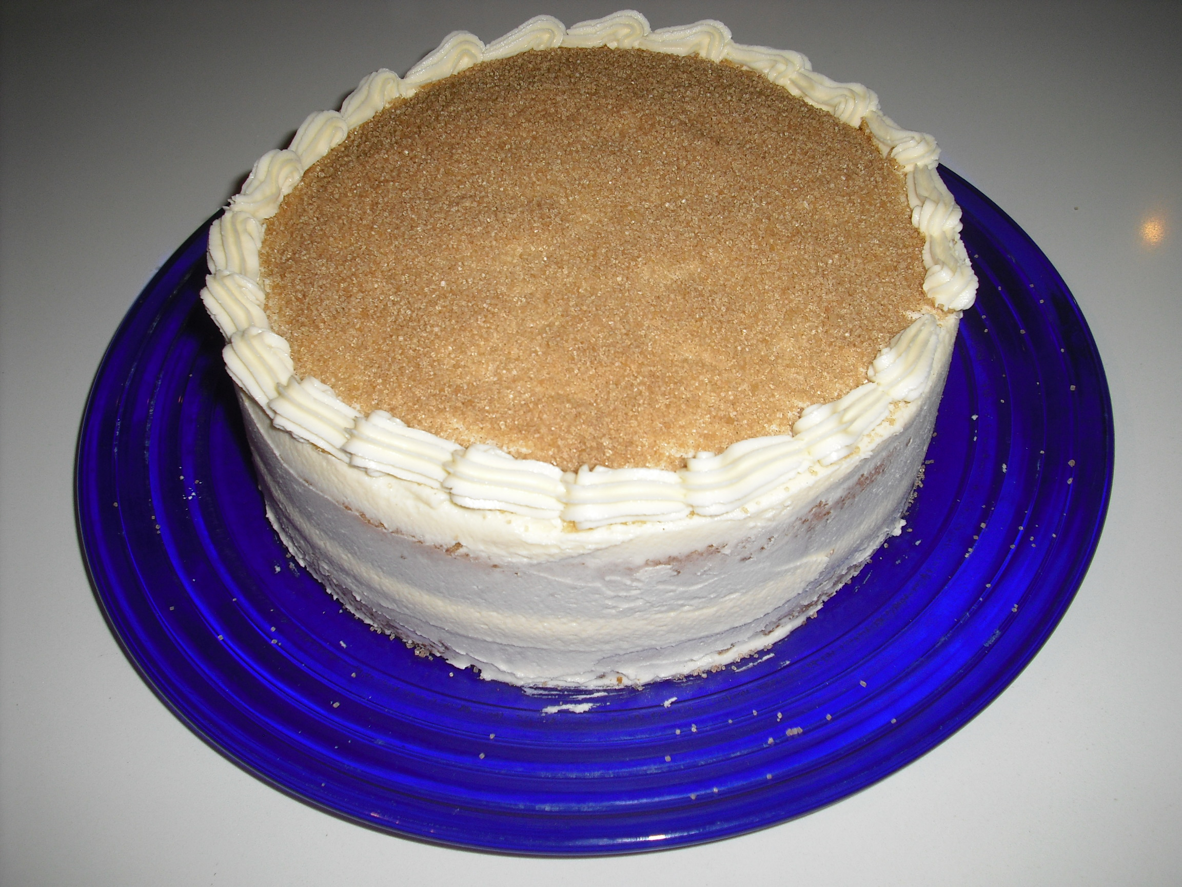 torta alla cannella