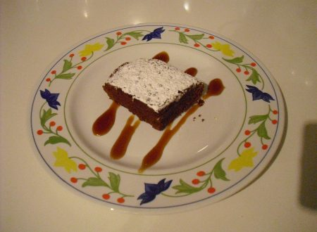 Brownies supercioccolatosi….come in USA!!!