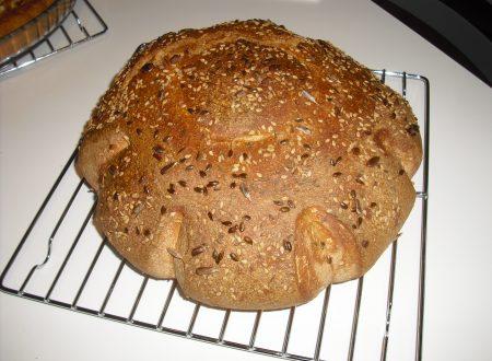 Pane ai cereali croccante bontà!!