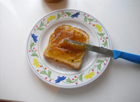 Marmellata di cachi speziata!!