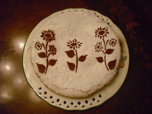 Torta alla crema caffè…divina!!