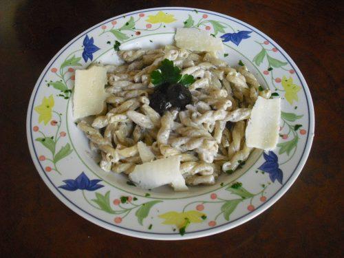 Pasta alle olive velocissima!!