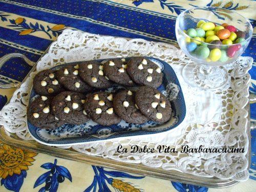 Cookies al cioccolato deliziosi!!