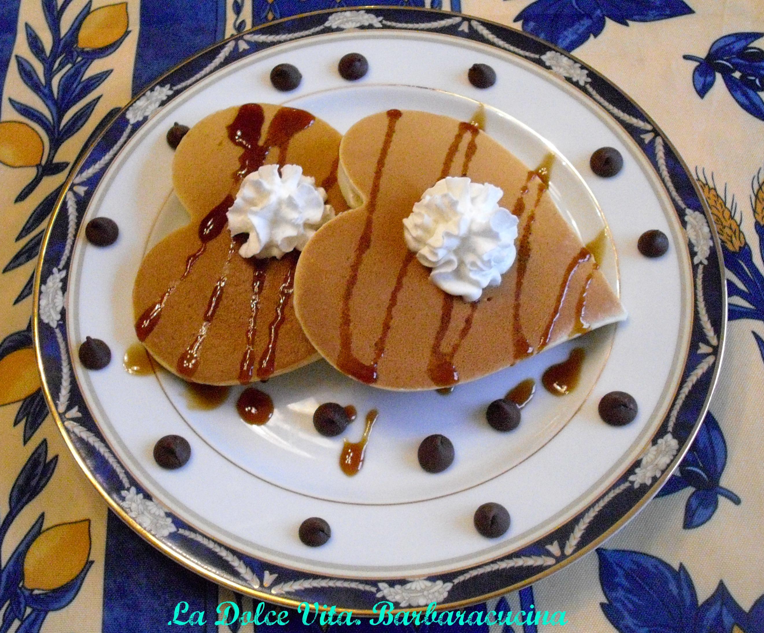 Eccezionale Pancakescolazione americana!! | La Dolce Vita YV22