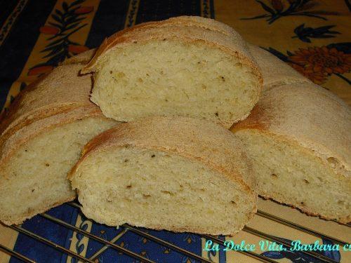 Pane di grano duro croccante!!