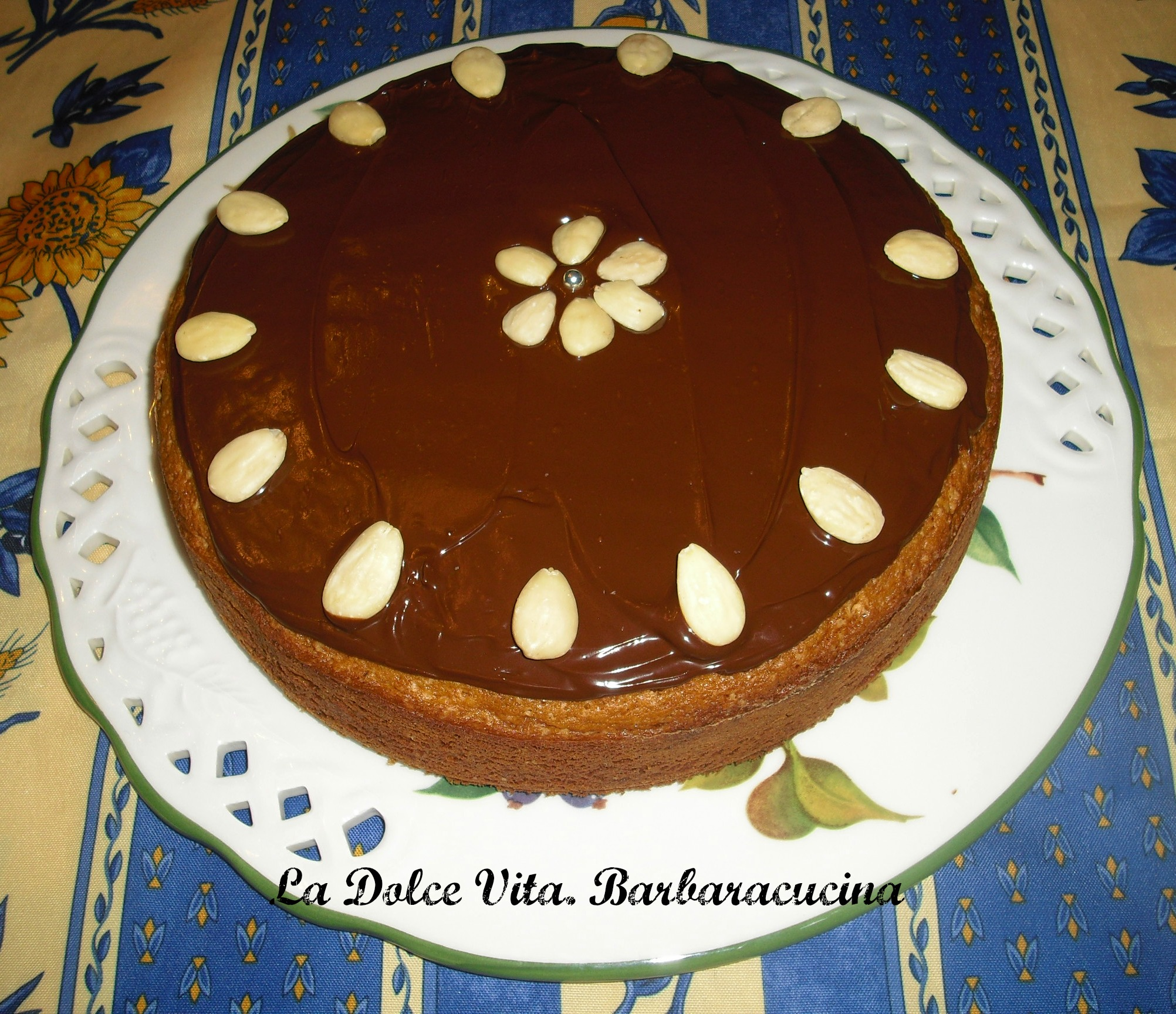 torta alle madorle 2