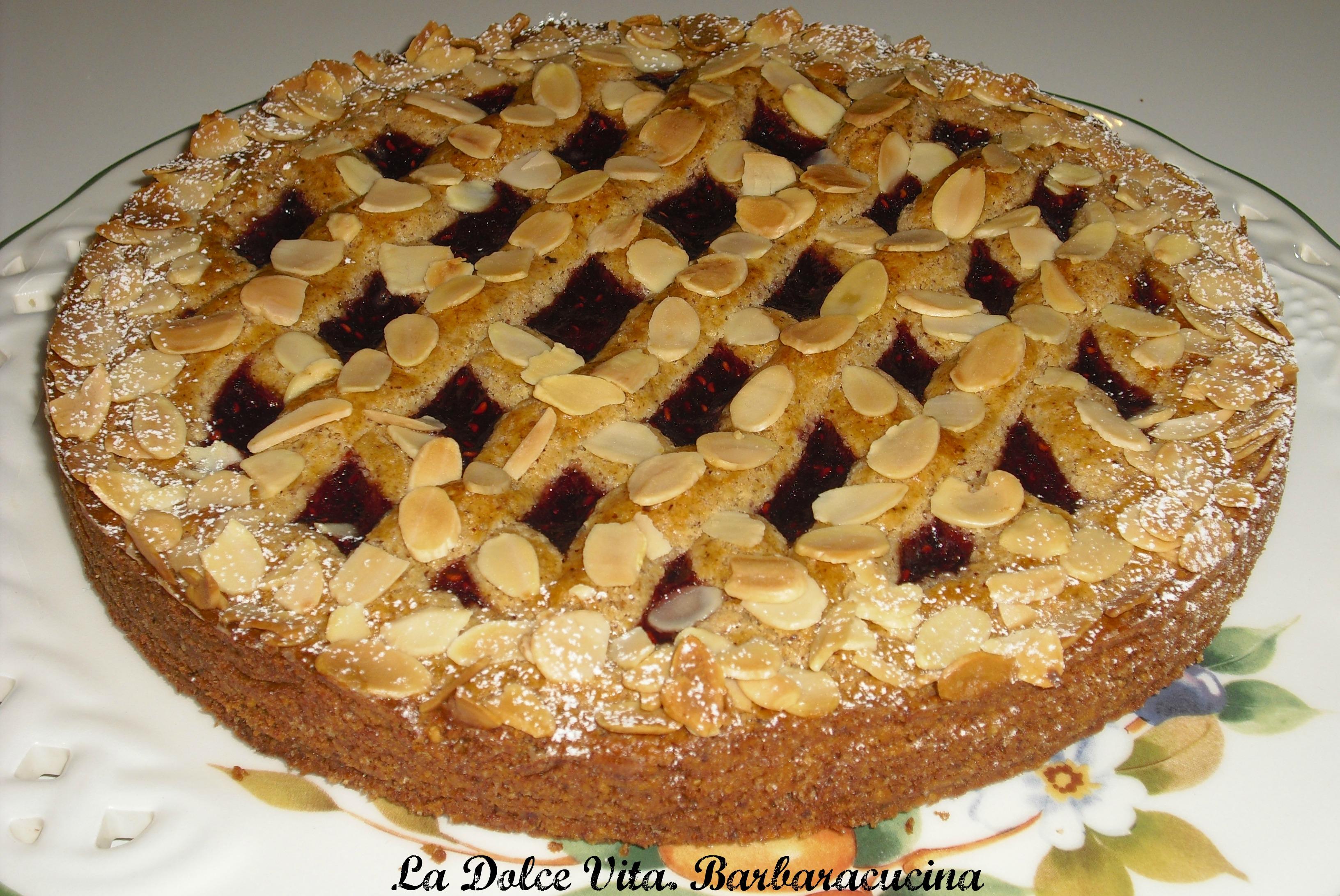Linzer torte (torta linzer)!