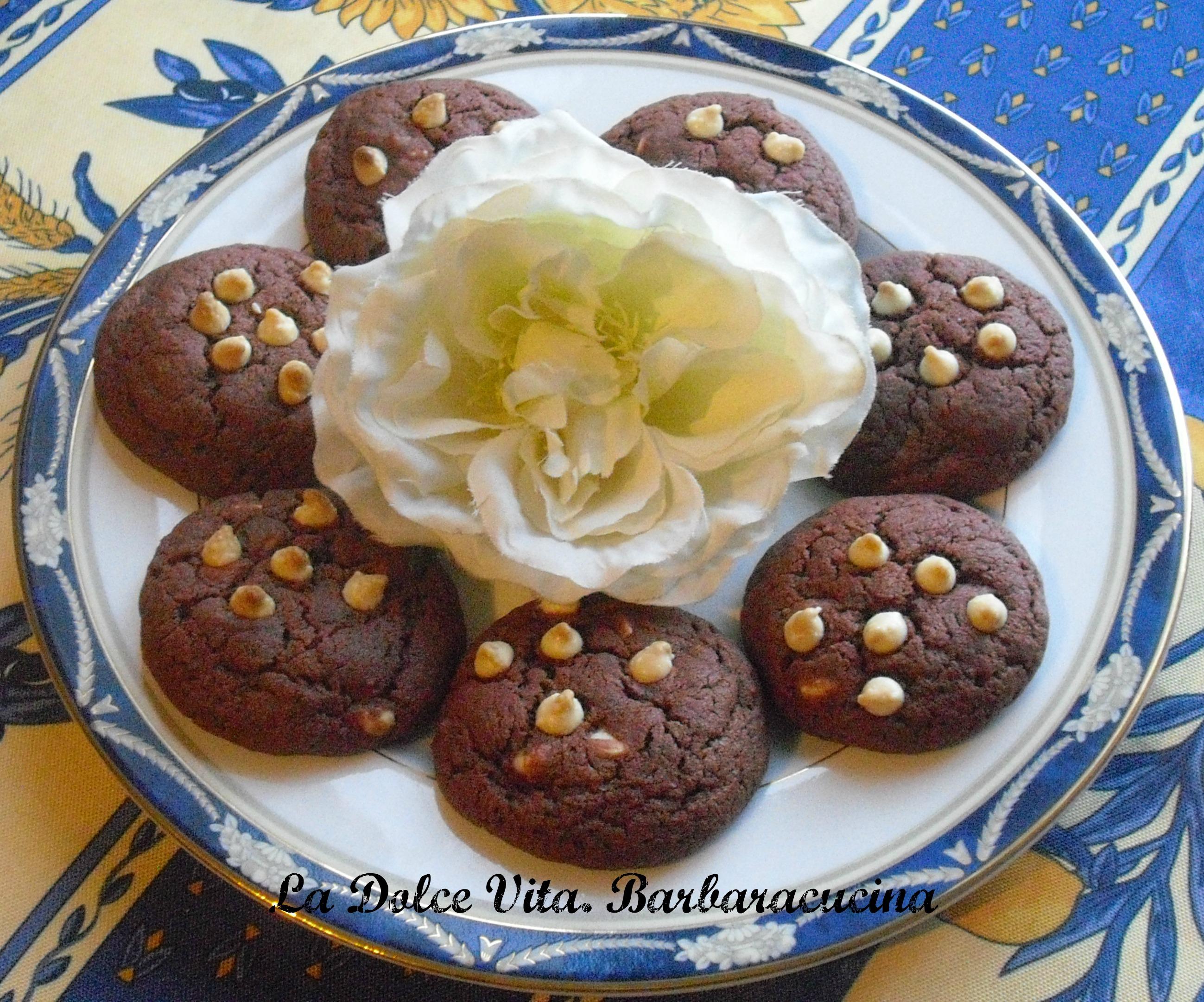 biscotti al cioccolato 1