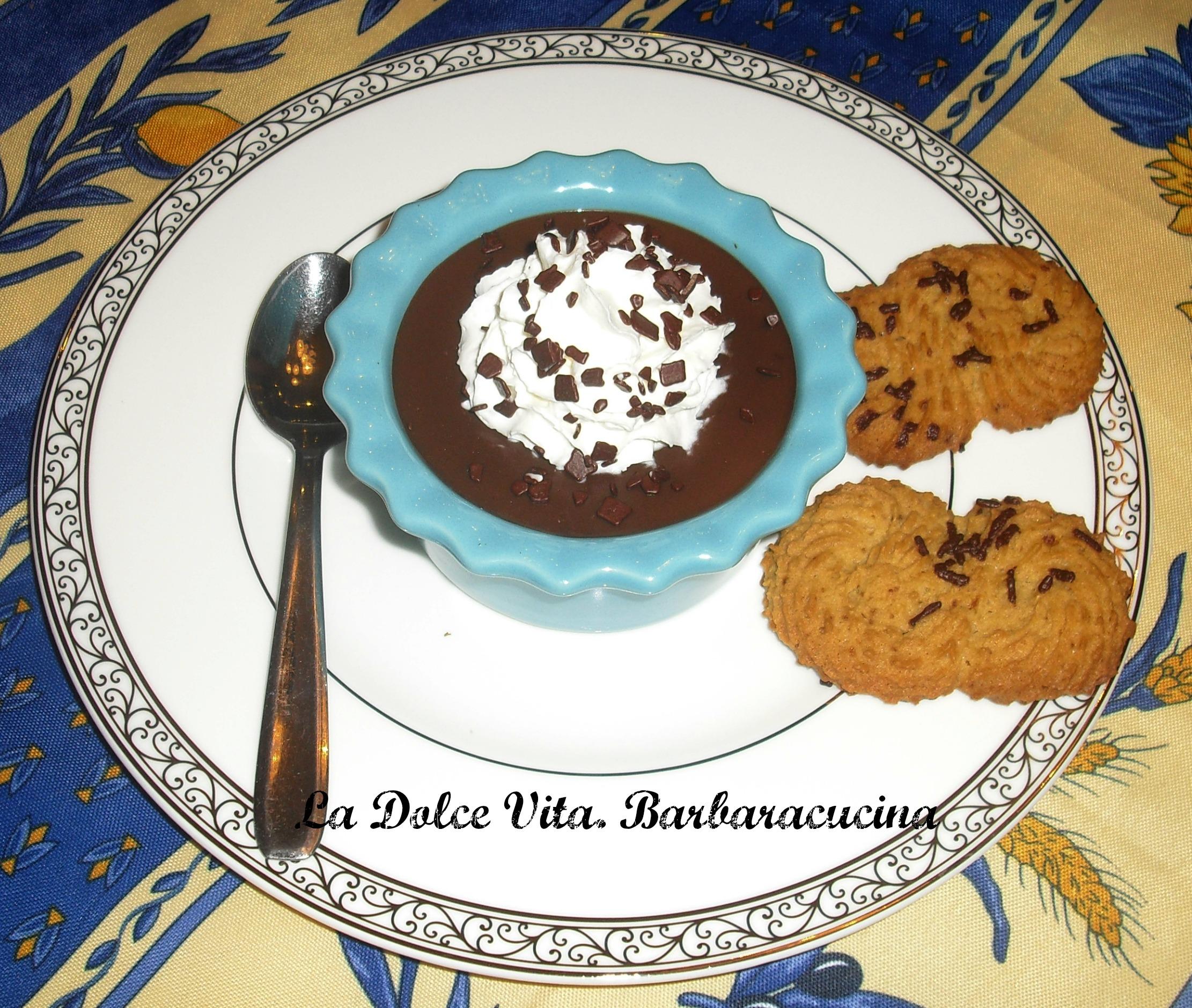 budino al cioccolato 2